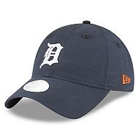 Women's New Era Detroit Tigers 9TWENTY Linen Adjustable Cap