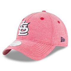 Women's New Era St. Louis Cardinals 9TWENTY Linen Adjustable Cap