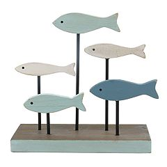 SONOMA Goods for Life™ Coastal Tiered Fish Photo Clip
