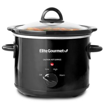Elite Gourmet 3-qt. Slow Cooker