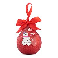 Simple Pleasures Snow Flurries Shower Gel Ornament