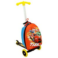 Hot Wheels Luggage Scooter