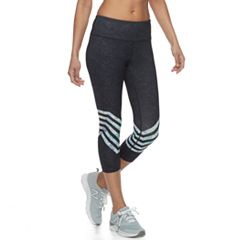 Women's Tek Gear Printed Performance Capris