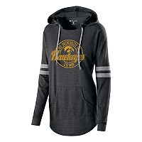 Women's Iowa Hawkeyes Low Key Pullover Hoodie