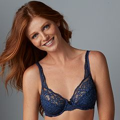 Maidenform Bras: Modern Beauty Lace Unlined Demi Bra DM9600