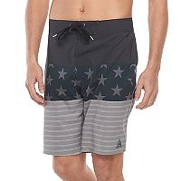 Men's Trinity Collective Unified Stars and Stripes Stretch Board Shorts