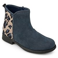 Journee Collection Marlow Girls' Ankle Boots