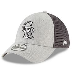 Men's New Era Colorado Rockies Spacer Mesh Cap