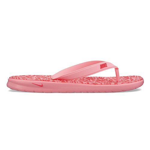 Nike Nike Solay Print Sandals Solay Girls' dorxeCB