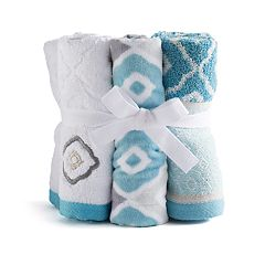 Toledo 6-pack Washcloth