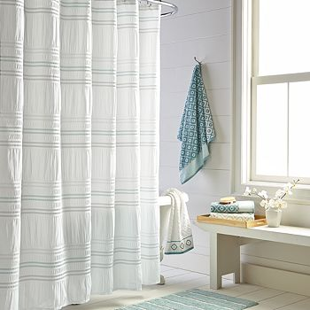 Toledo Stripe Shower Curtain
