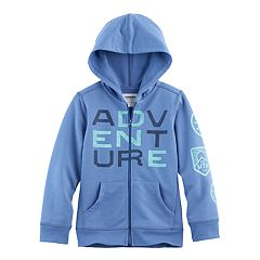 Boys 4-7x SONOMA Goods for Life™ 'Adventure' Zip Hoodie
