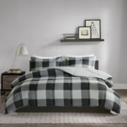 Madison Park Essentials Barrett 3M Scotchgard Down-Alternative Comforter Set