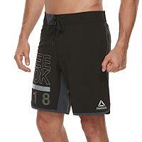 Men's Reebok Dolphin Leg E-Board Shorts