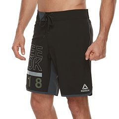 Men's Reebok Dolphin Leg E-Board Shorts