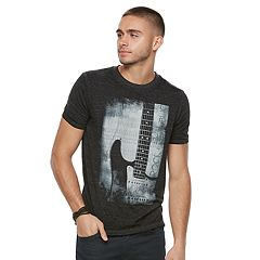 Men's Rock & Republic Short Sleeve Guitar Graphic Tee