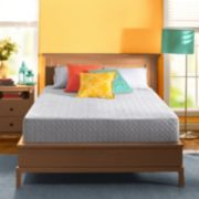 Owls & Larks? Zeal? 10-inch Gel Memory Foam Mattress