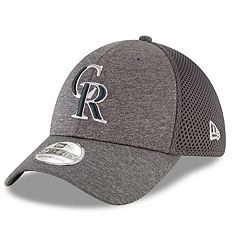 Adult New Era Colorado Rockies 39THIRTY Classic Shade Neo Flex-Fit Cap
