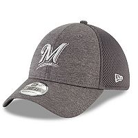 Adult New Era Milwaukee Brewers 39THIRTY Classic Shade Neo Flex-Fit Cap
