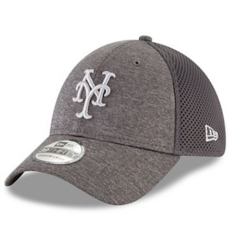 53777d79d4f Adult New Era New York Mets 39THIRTY Classic Shade Neo Flex-Fit Cap