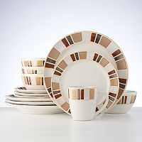 Food Network™ Caprino 16-pc. Dinnerware Set