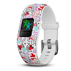 Garmin vivofit jr. 2 Adjustable Activity Tracker - Minnie Mouse