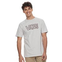 Men's Vans No Fill Tee
