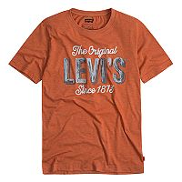 Boys 8-20 Levi's Logo Graphic Tee