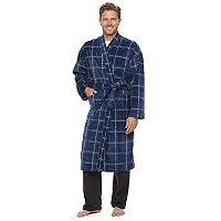 Big & Tall Residence French Terry Kimono Robe