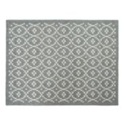 Food Network? Woven Trellis Pattern Placemat