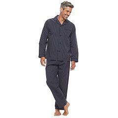 Big & Tall Residence Broadcloth Pajamas