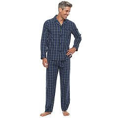 Big & Tall Residence Broadcloth Pajamas