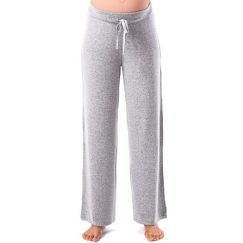 Maternity Pip & Vine by Rosie Pope Full Belly Panel Lounge Pants