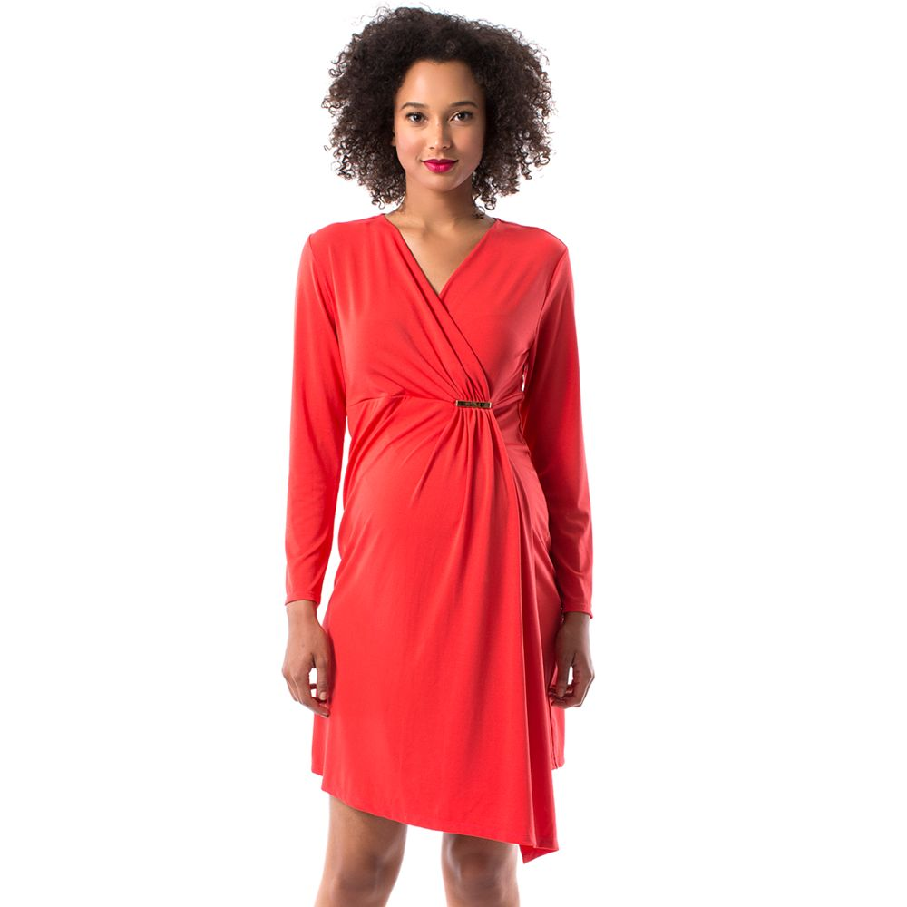 Pip vine by rosie pope faux wrap dress maternity pip vine by rosie pope faux wrap dress ombrellifo Choice Image