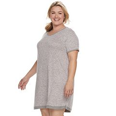 Plus Size SONOMA Goods for Life™ Long Sleep Tee