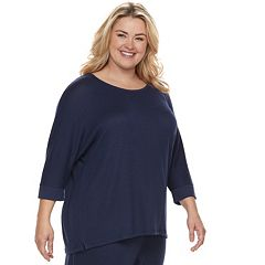 Plus Size SONOMA Goods for Life™ Dolman Sleep Tee