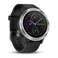 Garmin vivoactive 3 Stainless Steel Smart Watch