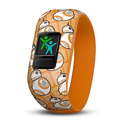 Garmin vivofit jr. 2 Stretchy Activity Tracker - Star Wars BB-8