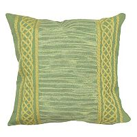 Liora Manne Visions II Celtic Stripe Indoor Outdoor Throw Pillow