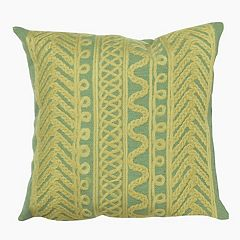 Liora Manne Visions II Celtic Grove Indoor Outdoor Throw Pillow