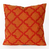 Liora Manne Visions II Crochet Tile Indoor Outdoor Throw Pillow