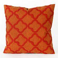 Liora Manne Visions II Crochet Tile Indoor Outdoor Throw Pillow