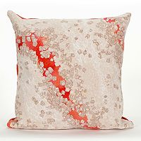 Liora Manne Visions III Elements Indoor Outdoor Throw Pillow