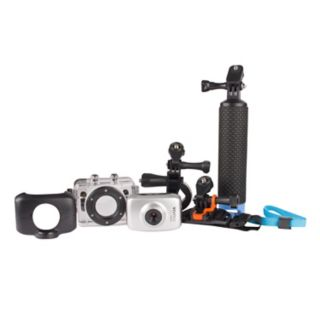 Vivitar High Definition Action Camera with Accessory Bundle