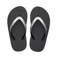 Girls 4-16 Glitter Flip-Flops