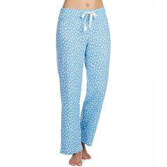 Women's Jockey Pajamas: Long Pants