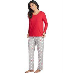 Women's Jockey Pajamas: Microfleece 2-Piece PJ Set