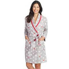 Women's Jockey Microfleece Long Robe