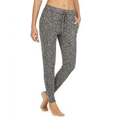 Women's Cuddl Duds Pajamas: Snow Days Jogger Pants