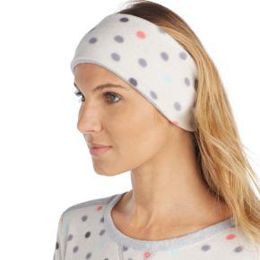 Women's Cuddl Duds Sleepshirt with Headband